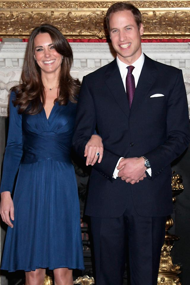 Kate's sapphire and diamond engagement ring – that once belonged to Diana – would cost around AU$508K to make today.