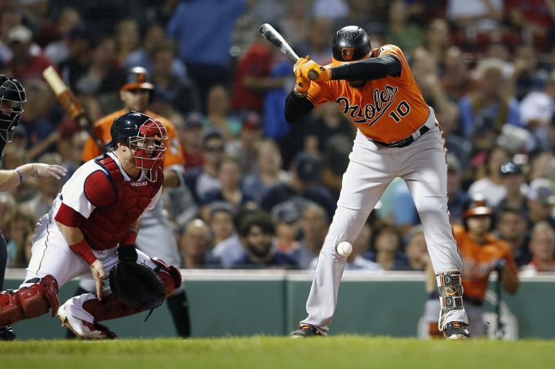 after 11 years with orioles jones faces uncertain future