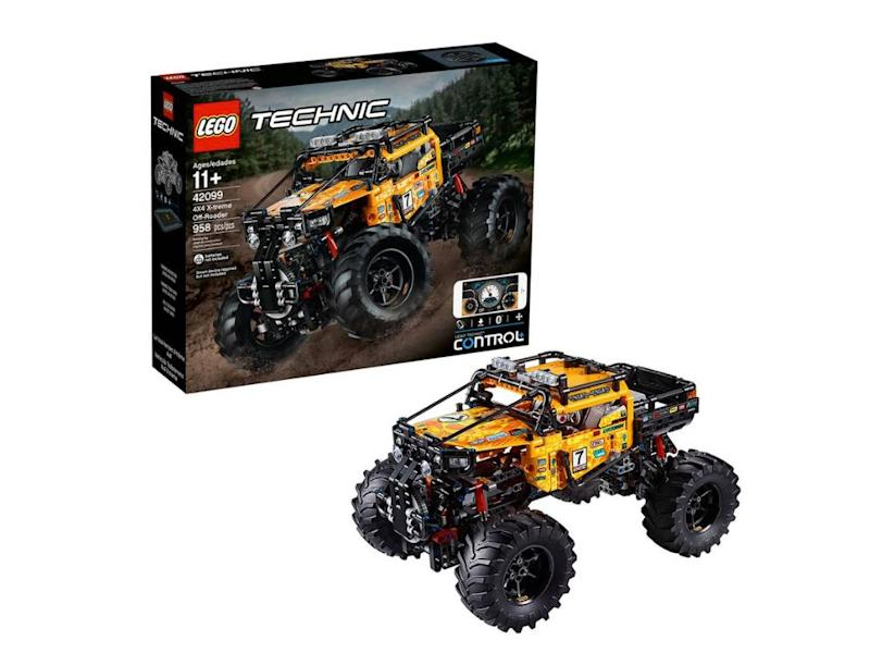 LEGO Technic Control+ 4x4 X-treme Off-Roader Truck Set (Photo: Argos)