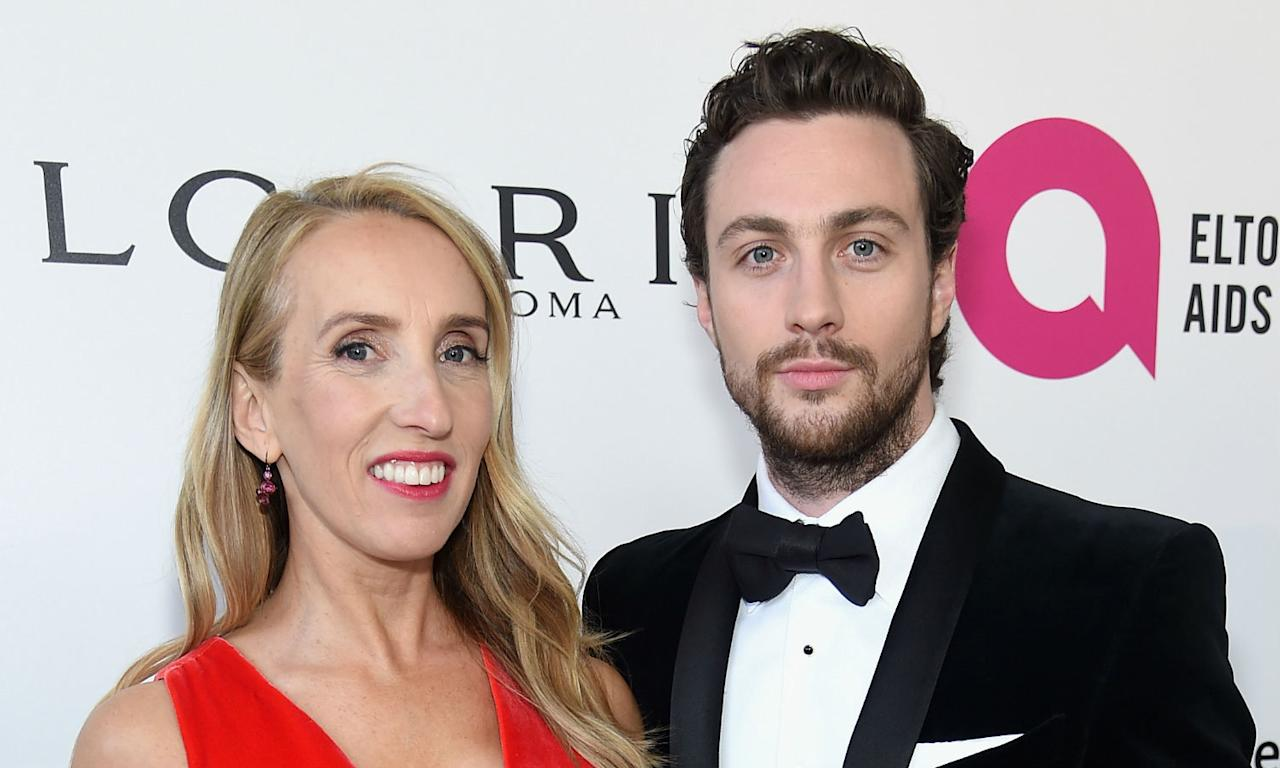 <p>Sam Taylor-Wood and Aaron Johnson met when he was 18 and she was 42 on the set of her directorial debut <em>Nowhere Boy</em>. They fell in love and announced their engagement at the film's 2009 premiere before marrying in 2012 and both taking the surname Taylor-Johnson. The couple has two daughters together and have a new movie coming out called <em>A Million Little Pieces</em>. </p>