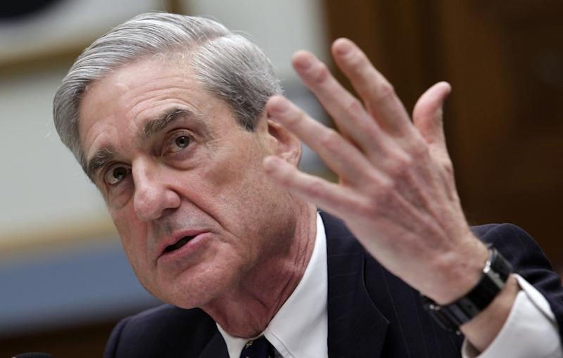 WASHINGTON ― Republicans say special counsel Robert Mueller, who leads an intensifying investigation of Russia's meddling in last year's presidential election, ought to remain in his post until he finishes the probe.