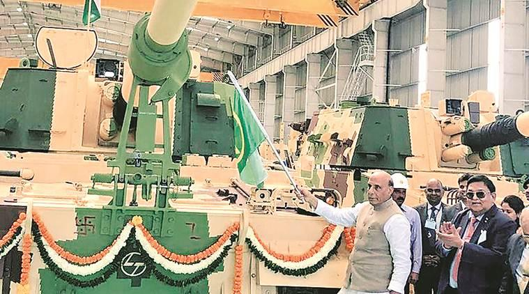 Defence production USD 26 bn turnover target by 2025: Rajnath