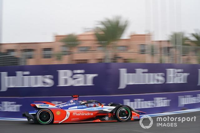 "Pascal Wehrlein, Mahindra Racing, M6Electro <span class=""copyright"">Dan Bathie / Motorsport Images</span>"