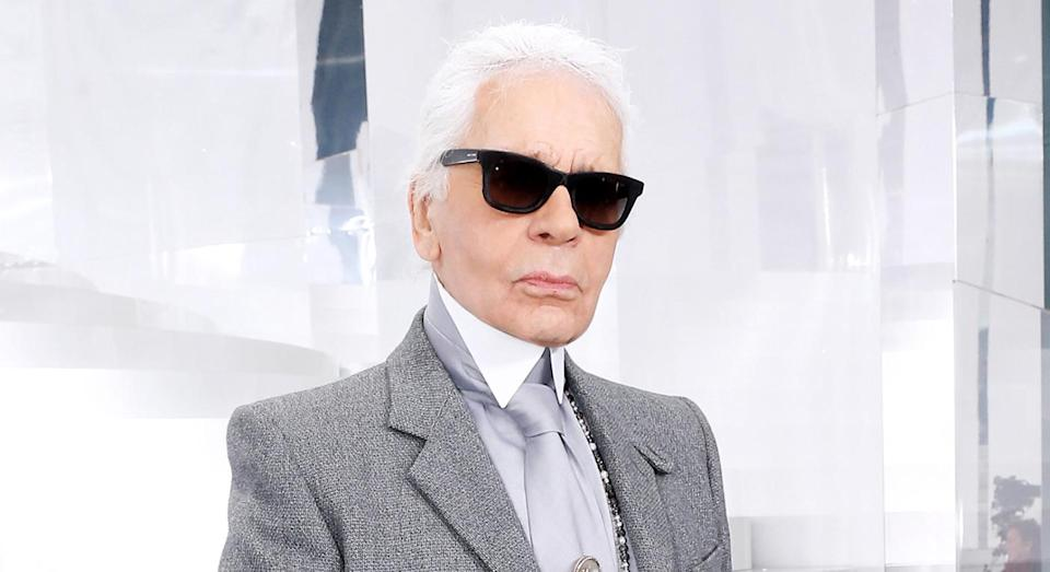Karl Lagerfeld has passed away at the age of 85. [Photo: Getty]
