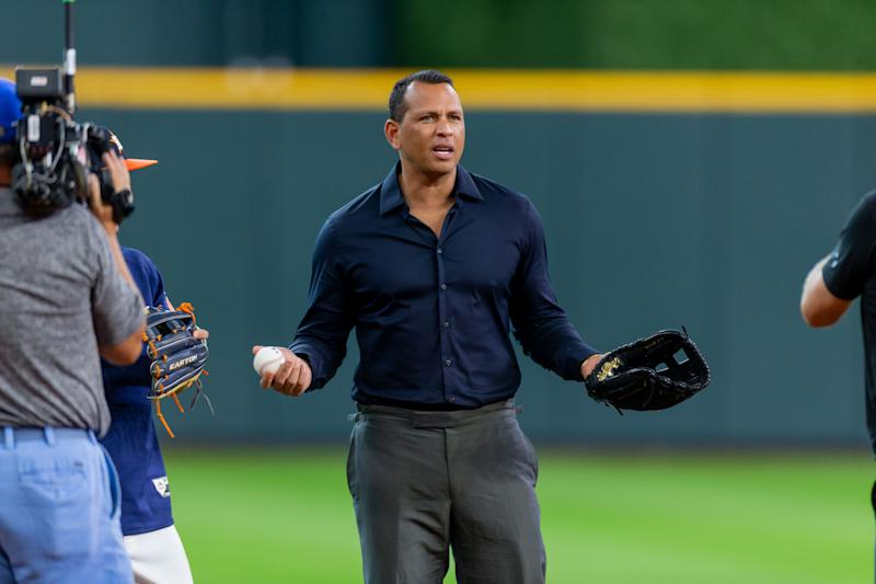 """Alex Rodriguez dropped a very strange take on """"Sunday Night Baseball"""" this week that left fans scratching their heads."""