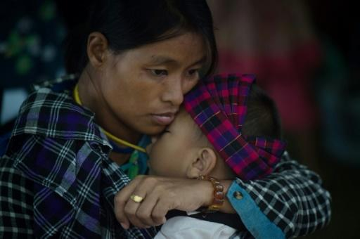 Fighting in the northeastern state of Kachin has surged dramatically this year, displacing 20,000 people since January