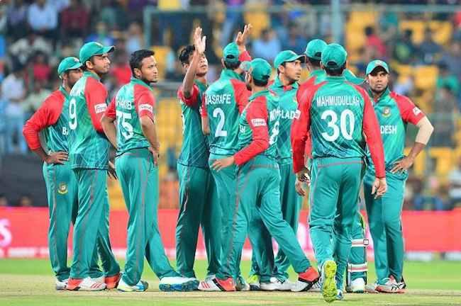 Bangladesh ODI team announced for Sri Lanka Series