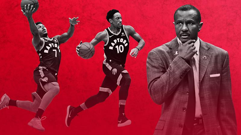 Raptors' first attempt at offensive overhaul taught Toronto important lesson