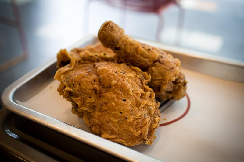 Wildfire Fried Chicken (PHOTO: Zat Astha/Yahoo Lifestyle SEA)