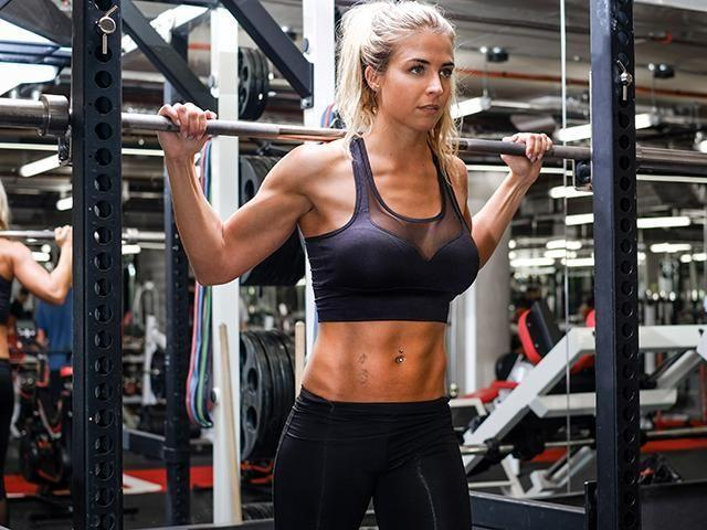 """<p>Doing the same workout week in week out at the gym can get pretty boring for your body and mind. This is why you need to gradually work harder.</p><p>This style of <a href=""""https://www.womenshealthmag.com/uk/fitness/ultimate-fitness-guides/4005/myths-about-strength-training-and-weight-lifting-debunked/"""" rel=""""nofollow noopener"""" target=""""_blank"""" data-ylk=""""slk:weight training"""" class=""""link rapid-noclick-resp"""">weight training</a> is known as 'progressive overload' and helps you get progressively stronger every week through increased reps, tempo or weight. Basically, the more your muscle is under tension, the harder you have to work. One of the key underpinnings of Gem's routine, it's why she reaches those huge goals she sets herself. </p>"""