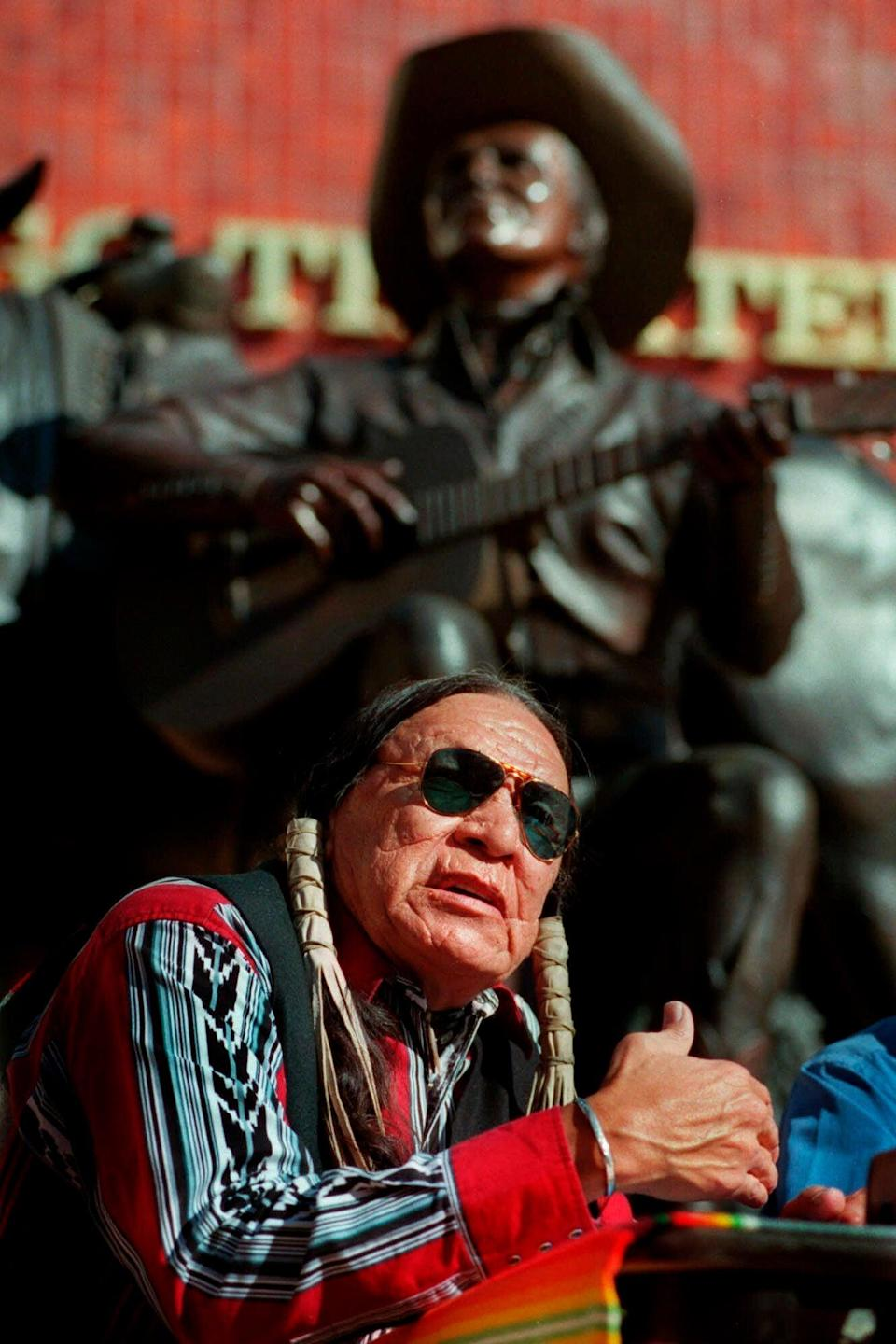 Obit Saginaw Grant (Copyright 2021 The Associated Press. All rights reserved.)