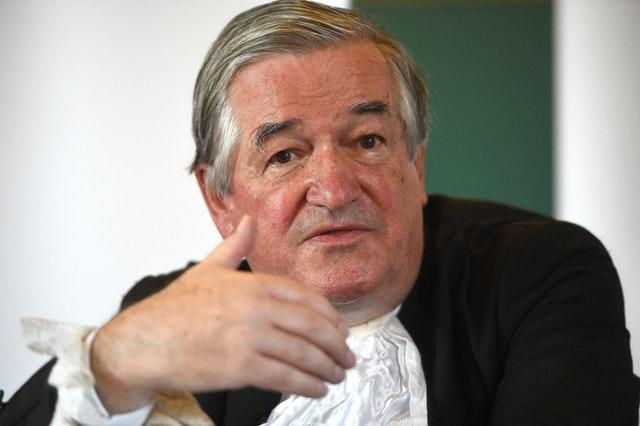 Sir James Munby retirement