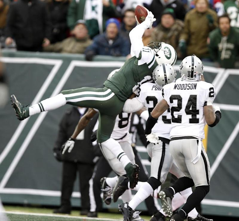 5 things to know after Jets top Raiders 37-27