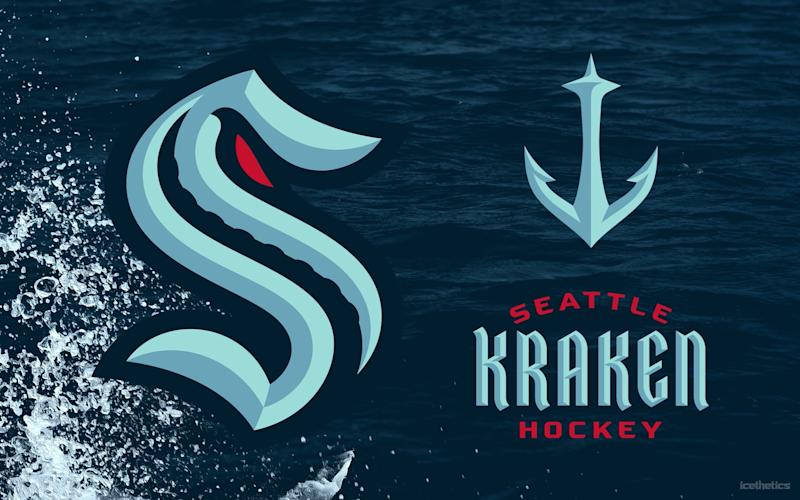 NHL's Seattle franchise unveils Kraken name and logo