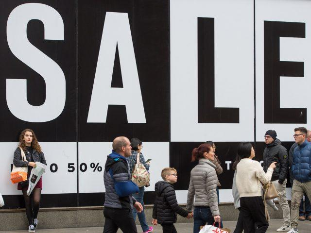 Traditional January sales seem an outdated concept