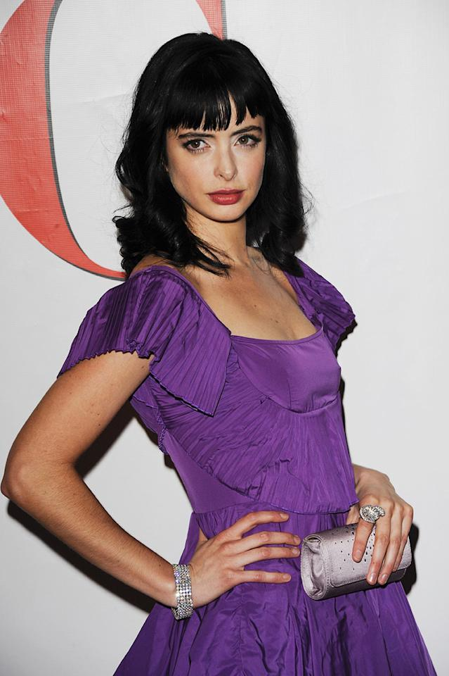 "<a href=""http://movies.yahoo.com/movie/contributor/1808532777"">Krysten Ritter</a> at the New York premiere of <a href=""http://movies.yahoo.com/movie/1809973783/info"">Confessions of a Shopaholic</a> - 02/05/2009"