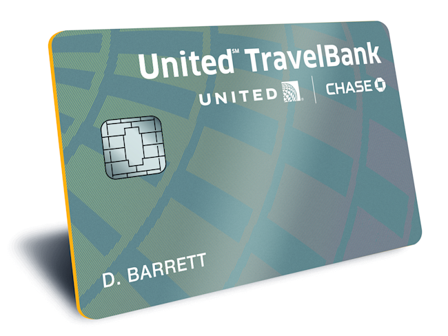 Jpmorgan chase and united are unveiling a new travel rewards credit chase united travelbank card art reheart Choice Image