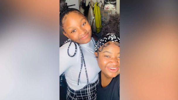 PHOTO: Ja'Niah Bryant and Ma'Khia Bryant are seen in an undated family photo. (Bryant Family)