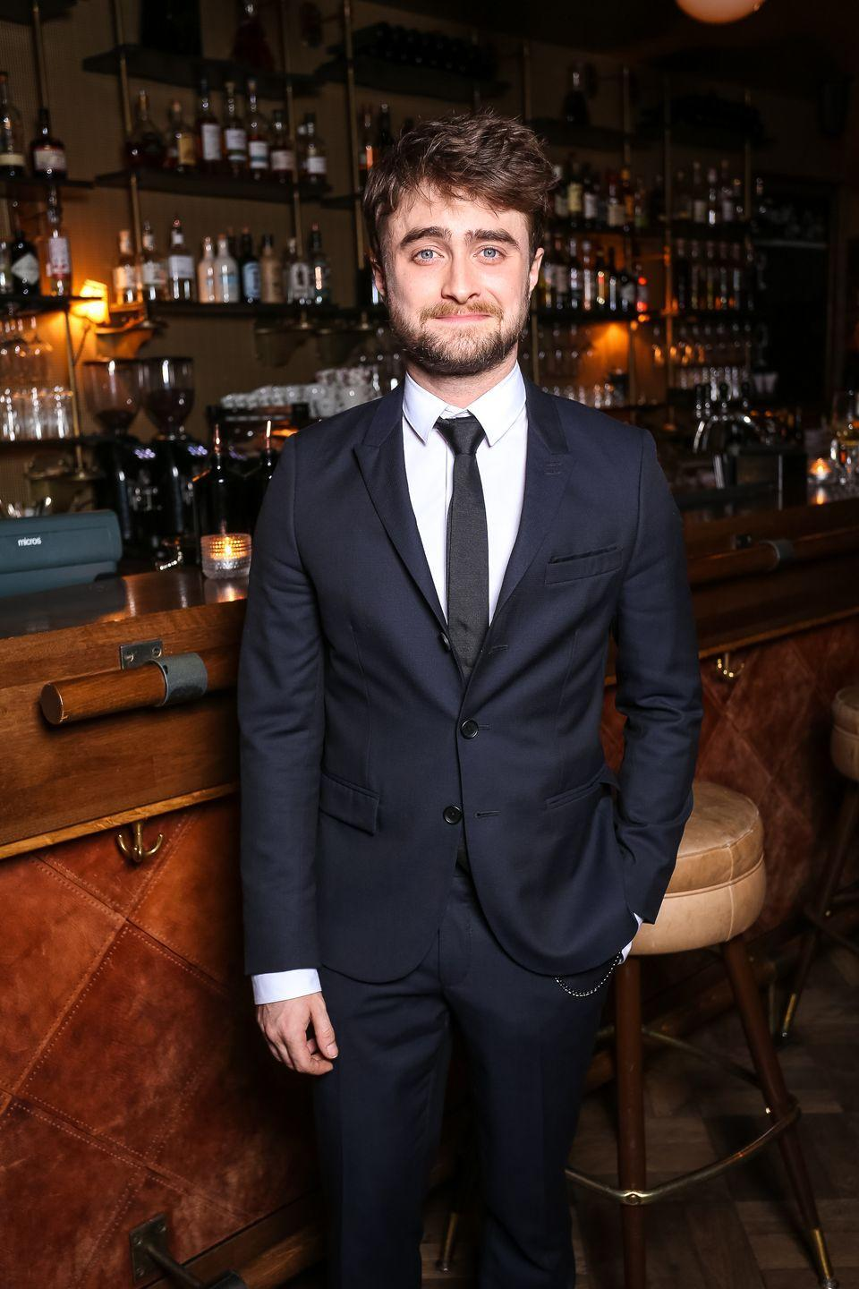 """<p>Radcliffe admitted in an interview with <em><a href=""""http://www.playboy.com/articles/20q-daniel-radcliffe"""" rel=""""nofollow noopener"""" target=""""_blank"""" data-ylk=""""slk:Playboy"""" class=""""link rapid-noclick-resp"""">Playboy</a> </em>he doesn't like watching the 2009 film because, """"I'm just not very good in it. I hate it...my acting is very one-note and I can see I got complacent and what I was trying to do just didn't come across. My best film is the fifth one [<em>Order of the Phoenix</em>] because I can see a progression."""" </p>"""