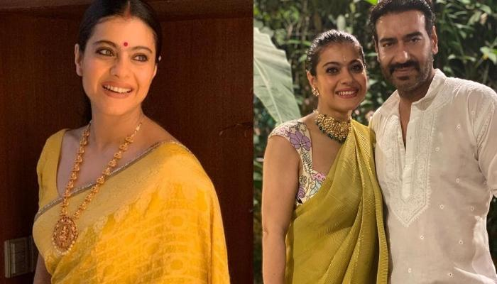Kajol Pens A Special Note For Husband, Ajay Devgan On Completing Thirty Years In The Film Industry