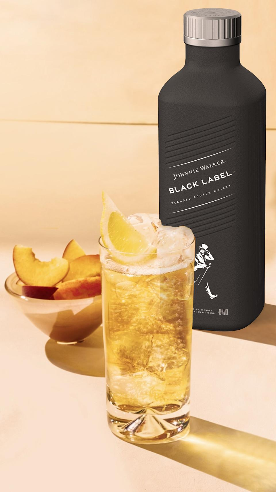 It's the first of many drinks brands. (Johnnie Walker)