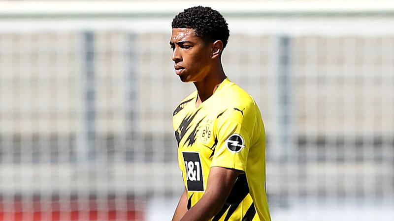Bellingham explains road to becoming a £25m star at 17 after being snapped up by Dortmund