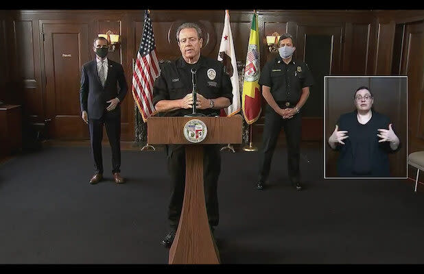 LAPD's Proposed Budget Increase Canceled, Millions in Further Cuts Likely