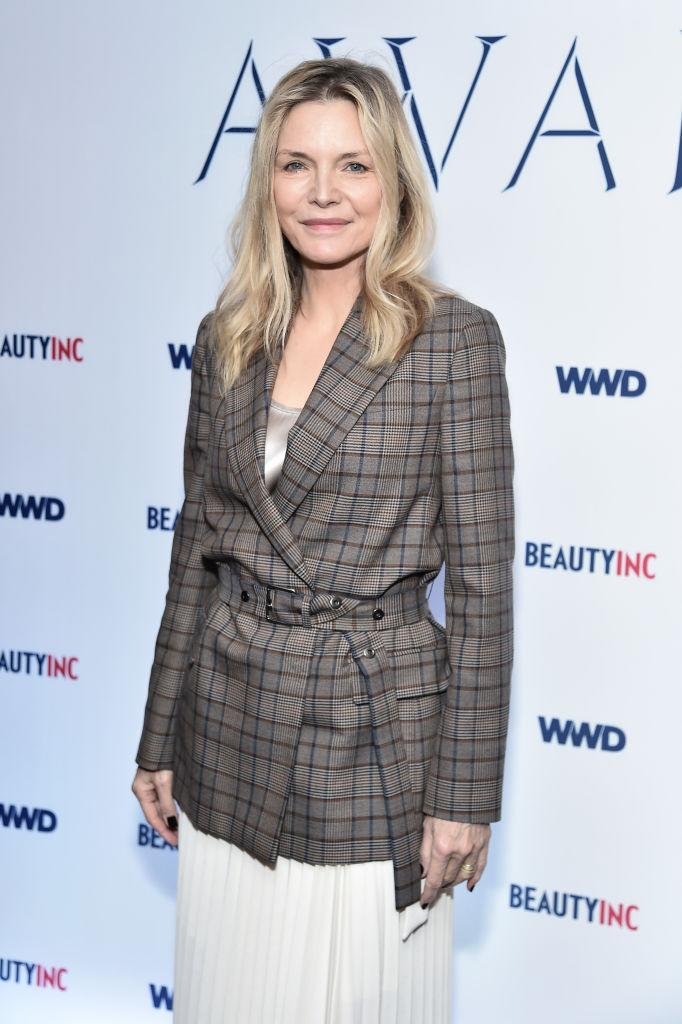 Michelle Pfeiffer says there's 'no secret' to her youthful appearance. (Photo by Steven Ferdman/WireImage,)