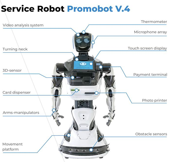Promobot.