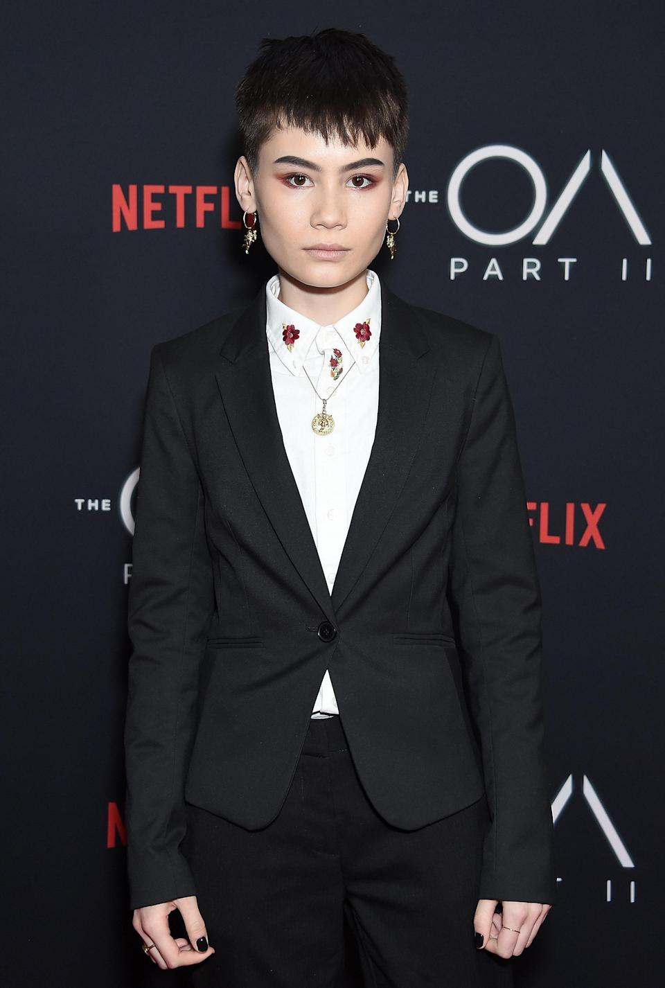 If you've seen <em>The OA</em> on Netflix, you know how talented Ian Alexander (who plays Buck Vu) is. He auditioned for the part on a whim, and though he had no professional acting experience, he landed the role. In addition to being an actor, he's also an outspoken advocate for the transgender community.