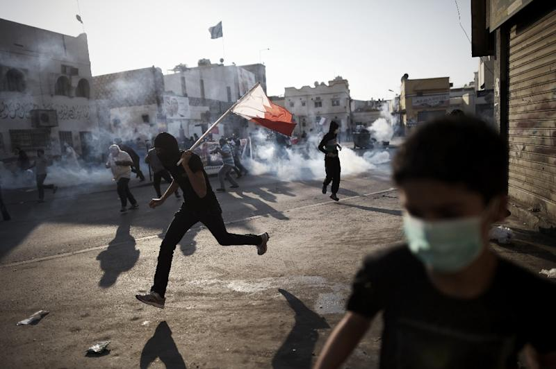 """Bahrain, which has been dogged by low-level violence since its Sunni rulers crushed Shiite-led protests for an elected government in 2011, has arrested 15 people it accuses of attempting to """"cause chaos"""" during Shiite religious commemorations"""