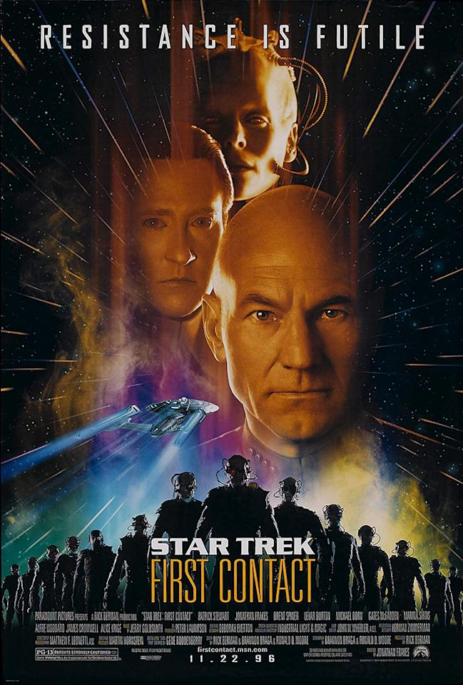 """Star Trek: First Contact"" - 1996"