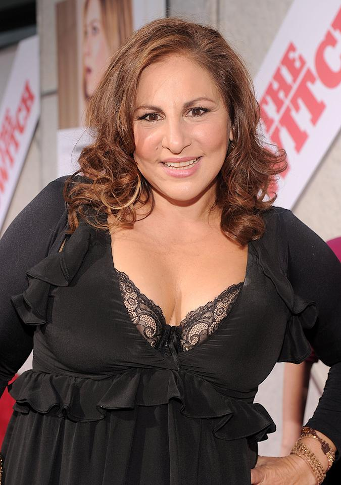 """<a href=""""http://movies.yahoo.com/movie/contributor/1800192949"""">Kathy Najimy</a> at the Los Angeles premiere of <a href=""""http://movies.yahoo.com/movie/1810071908/info"""">The Switch</a> - 08/16/2010"""