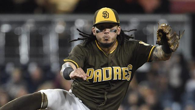 Galvis has not missed a game in over two seasons. (NBC)