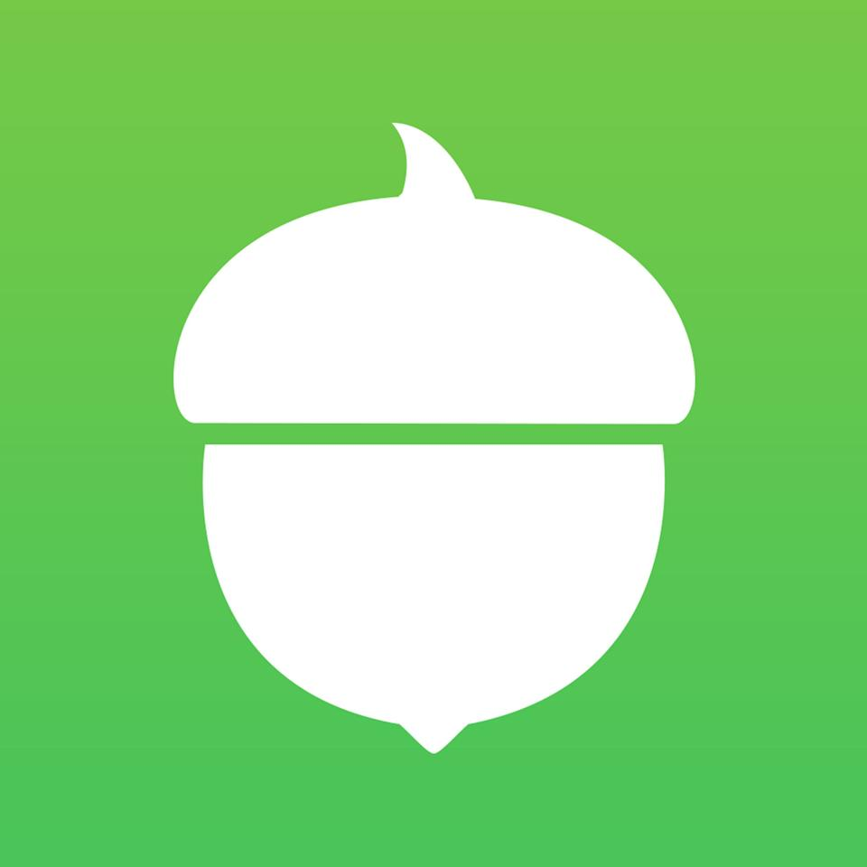 "<strong>What it does: </strong><a href=""https://www.acorns.com/"" rel=""nofollow noopener"" target=""_blank"" data-ylk=""slk:Acorns"" class=""link rapid-noclick-resp"">Acorns</a> rounds up the cost of your purchases to the nearest dollar and transfers the difference from your checking account into an Acorns account. Then, it invests that money in low-cost exchange traded funds, or ETFs.<br><strong>What it costs:</strong> Free to try, then $1 a month (or 0.25 percent a year for larger accounts); also free for college students and anyone under age 24"