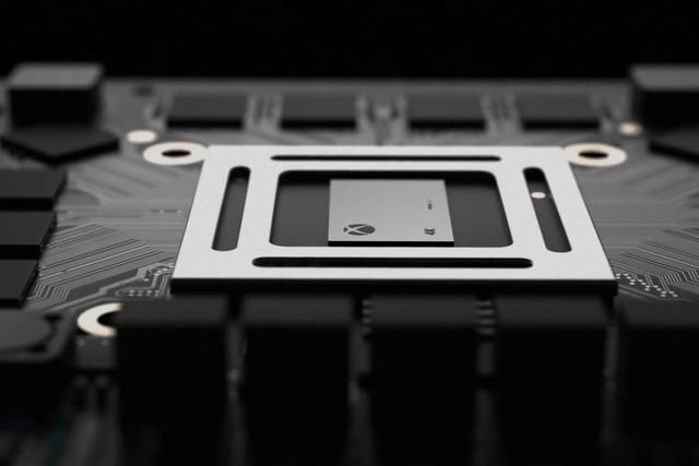 what is a teraflop project scorpio