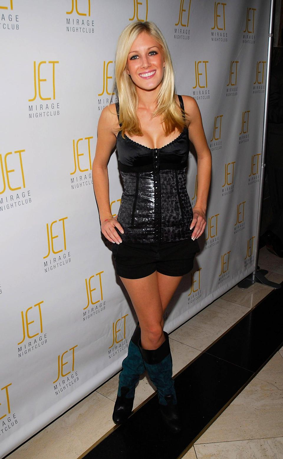 <p>Bringing corsets to the red carpet. </p>