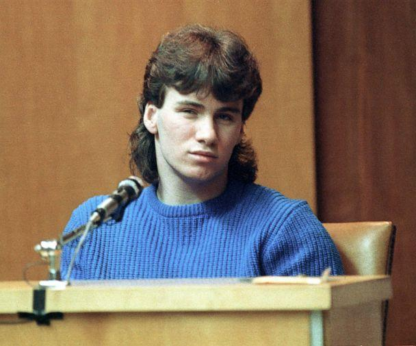 PHOTO: Patrick Randall, 17, testifies in Rockingham County Superior Court in Exeter, N.H., March 9, 1991. (AP, FILE)