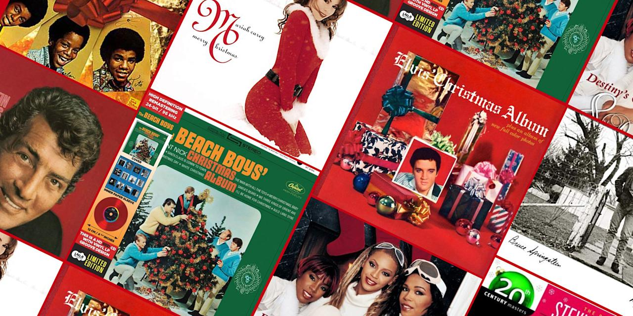 <p>Now that the holiday season is in full swing, it's time to make sure your Christmas playlist is equipped with all the right songs. From timeless classics to new hits, these holiday tunes are necessary listens every year.</p>