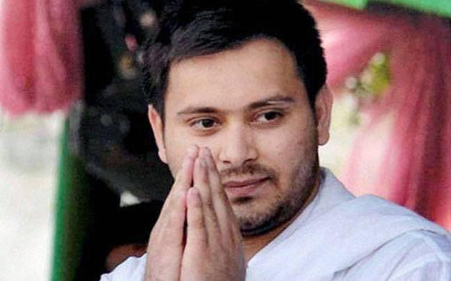 """<p>Tejaswi while speaking at the meeting where party chief Lalu Prasad was  elected the national president of the party for the 10th time lashed out  at Chief Minister Nitish Kumar calling him """"Cheat Minister"""".</p>"""