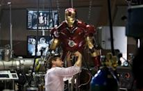 """<p>The movie that kicks off the whole 24-film franchise begins with Tony Stark. And it starts with a bang: When weapons manufacturer Tony Stark is captured in enemy territory, he develops his own super-powered super-suit that sets him on the path to heroism, rather than war profiteering. </p><p><a class=""""link rapid-noclick-resp"""" href=""""https://www.amazon.com/Iron-Man-Robert-Downey-Jr/dp/B001FD5KJM?tag=syn-yahoo-20&ascsubtag=%5Bartid%7C10055.g.29023076%5Bsrc%7Cyahoo-us"""" rel=""""nofollow noopener"""" target=""""_blank"""" data-ylk=""""slk:AMAZON"""">AMAZON</a> <a class=""""link rapid-noclick-resp"""" href=""""https://go.redirectingat.com?id=74968X1596630&url=https%3A%2F%2Fwww.disneyplus.com%2Fmovies%2Fmarvel-studios-iron-man%2F6aM2a8mZATiu&sref=https%3A%2F%2Fwww.goodhousekeeping.com%2Flife%2Fentertainment%2Fg29023076%2Fmarvel-movies-mcu-in-order%2F"""" rel=""""nofollow noopener"""" target=""""_blank"""" data-ylk=""""slk:DISNEY+"""">DISNEY+</a></p><p><strong>RELATED: </strong><a href=""""https://www.goodhousekeeping.com/life/entertainment/g34426978/x-men-movies-in-order/"""" rel=""""nofollow noopener"""" target=""""_blank"""" data-ylk=""""slk:How to Watch All 13 X-Men Movies in Order, Including Deadpool and New Mutants"""" class=""""link rapid-noclick-resp"""">How to Watch All 13 X-Men Movies in Order, Including Deadpool and New Mutants</a></p>"""