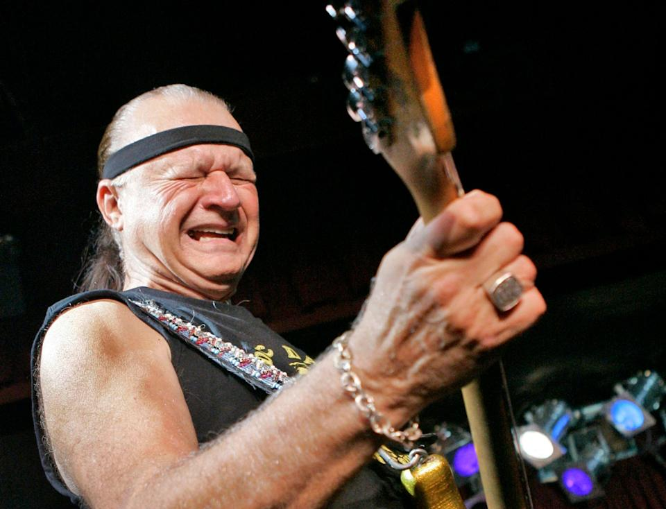 """Dick Dale, """"the King of the Surf Guitar,"""" died on March 16, 2019 at the age of 81."""