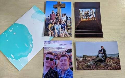 Photobox best online photo printing tools - Credit: Jack Rear