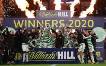 Scottish Cup - Celtic v Heart of Midlothian