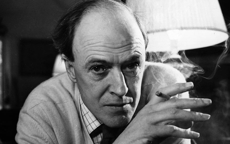 Streaming giant Netflix has acquired the rights to the complete works of Roald Dahl - Getty Images