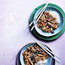"""<p>On Sichuan menus this is often listed as 'fish fragrant aubergines', not because it tastes of fish, but rather because the combination of seasonings was traditionally used when cooking fish.</p><p><strong>Recipe: <a href=""""https://www.goodhousekeeping.com/uk/food/recipes/a30560363/sichuan-aubergines/"""" rel=""""nofollow noopener"""" target=""""_blank"""" data-ylk=""""slk:Spicy Sichuan Aubergines"""" class=""""link rapid-noclick-resp"""">Spicy Sichuan Aubergines</a></strong></p>"""
