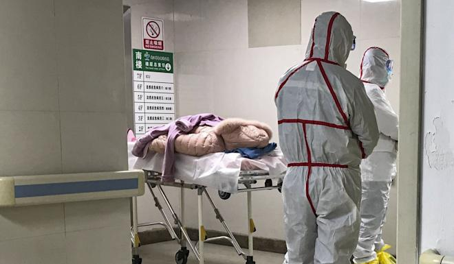 Health experts have not ruled out the possibility of the virus spreading from person to person. Photo: Jun Mai