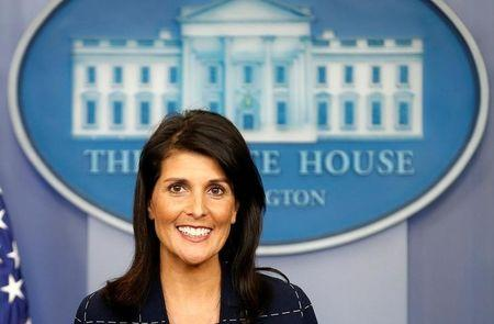 Trump is CEO of the country, can fire anyone he wants: Haley