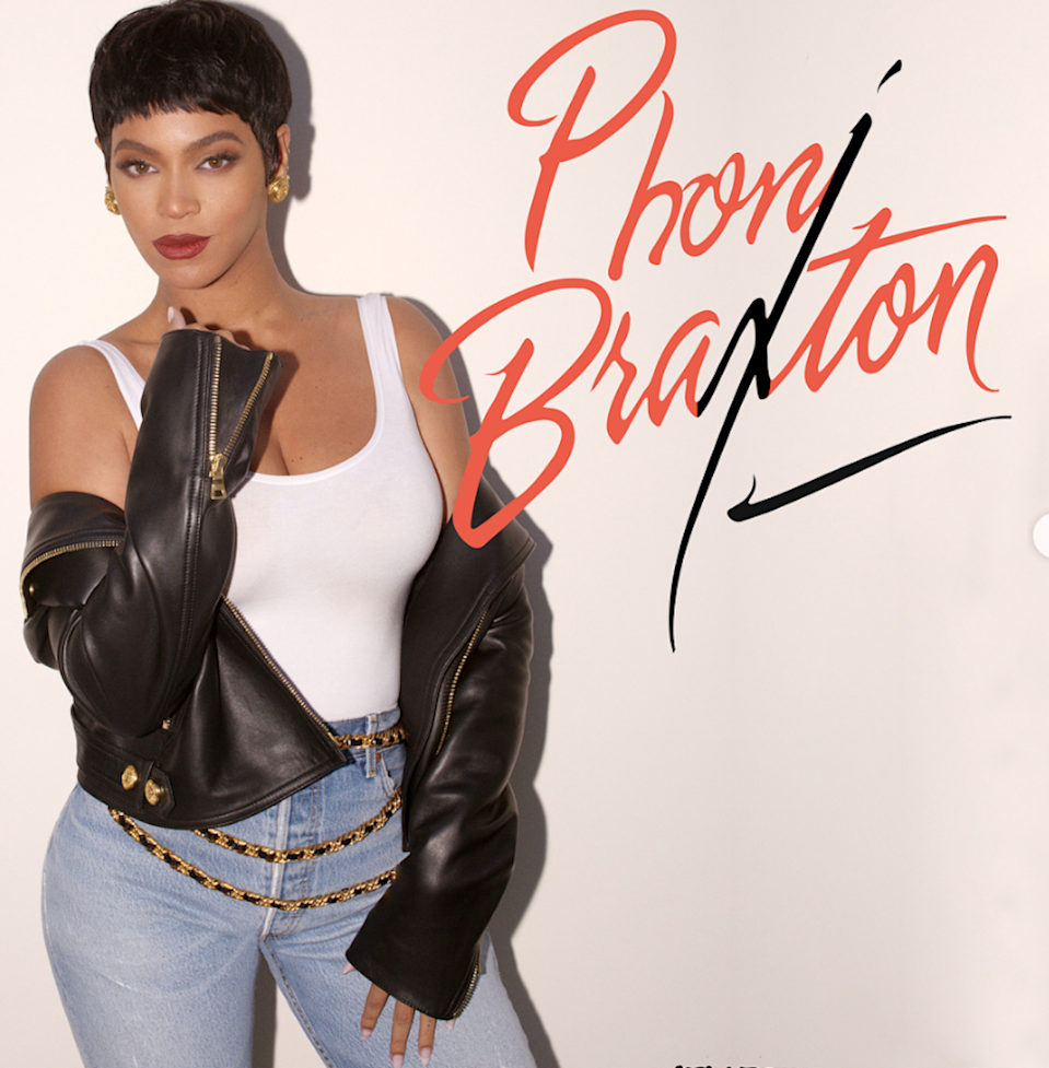 Bey's costume in 2018 was a re-creation of Toni Braxton's debut-album cover. Legends supporting legends.