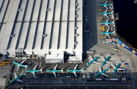 Boeing May deliveries fall by 56%, Max 737 grounding howls holocaust